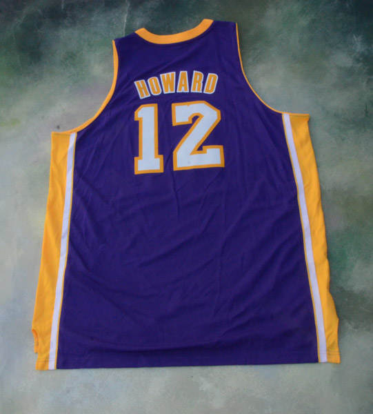 05e88a594e4 Details about Adidas NBA Los Angeles Lakers Dwight Howard #12 Jersey Size  XL.