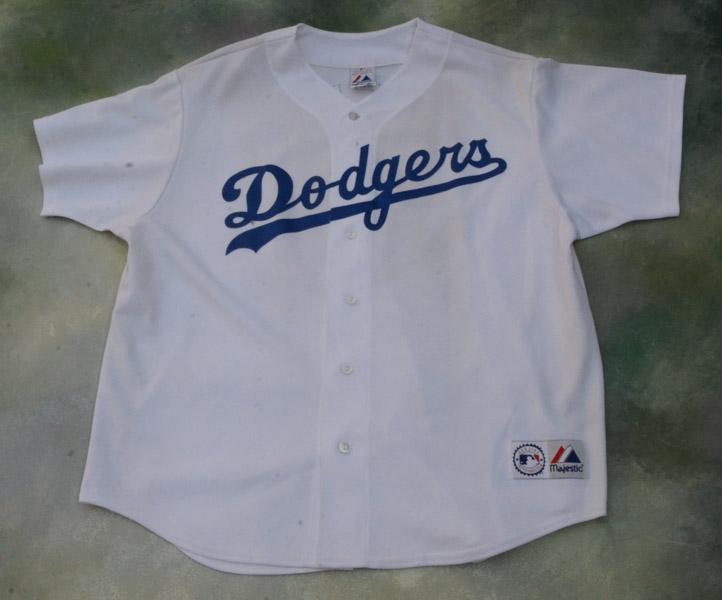 5761a7f750a Majestic MLB Los Angeles Dodgers Jeff Kent  12 Jersey Size XL.
