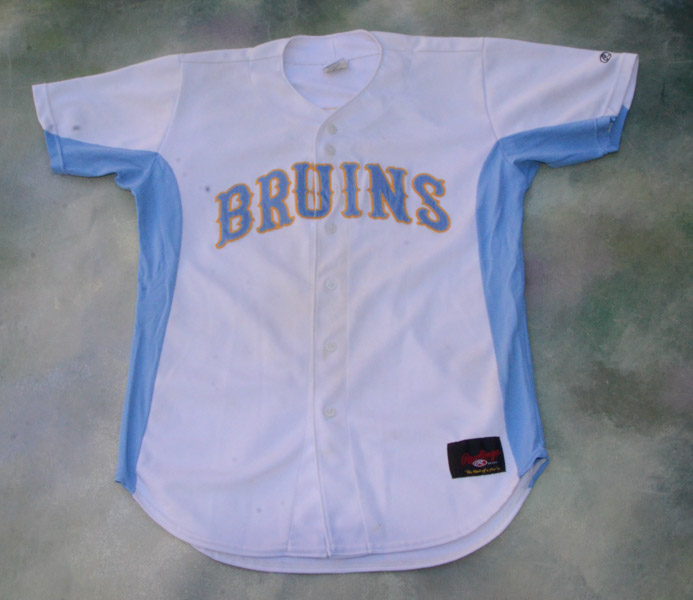 buy popular eb0da 384e5 Details about Vintage Rawlings NCAA UCLA Bruins Baseball Jersey Size 44.