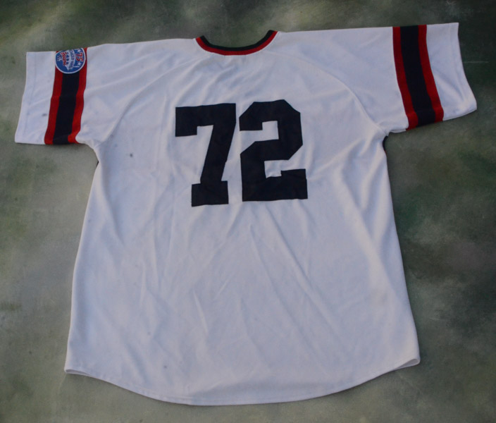 f2f5f6b25 Vintage Mitchell   Ness 1985 MLB Chicago White Sox Jersey See ...