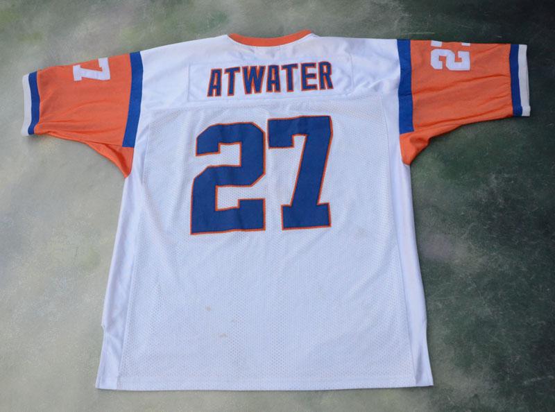 1994 Mitchell & Ness NFL Denver Broncos Steve Atwater #27 Jersey ...