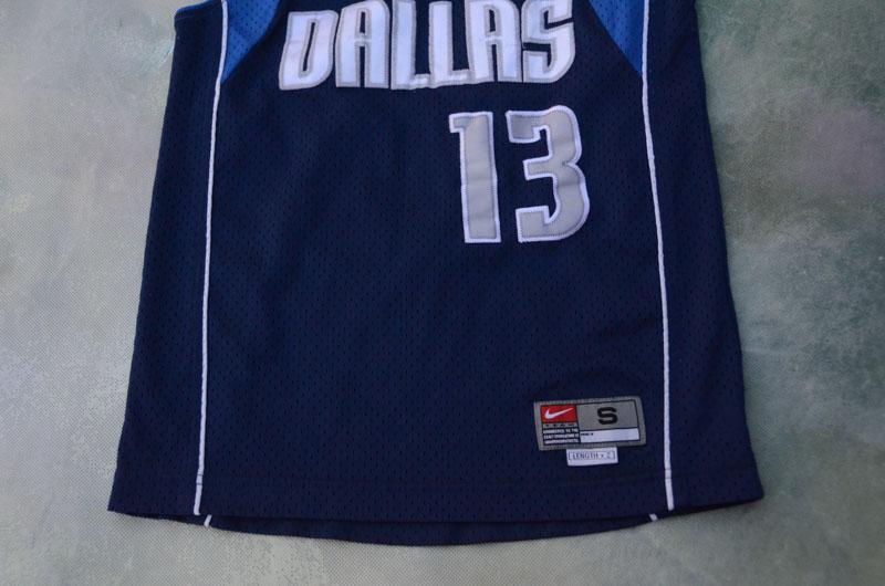 559c562d2ed Details about Vintage Nike NBA Dallas Mavericks Steve Nash  13 Jersey Size  Youth S.