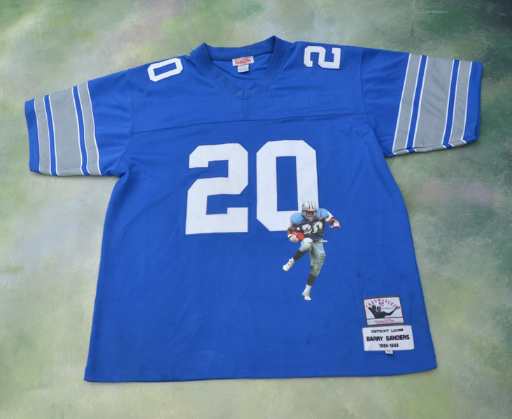 Mitchell \u0026 Ness NFL Detroit Lions 1989
