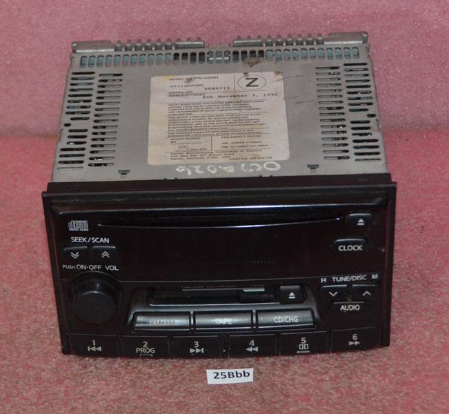 Vintage Clarion In-Dash Car Radio Model PN-2260I. | eBayeBay
